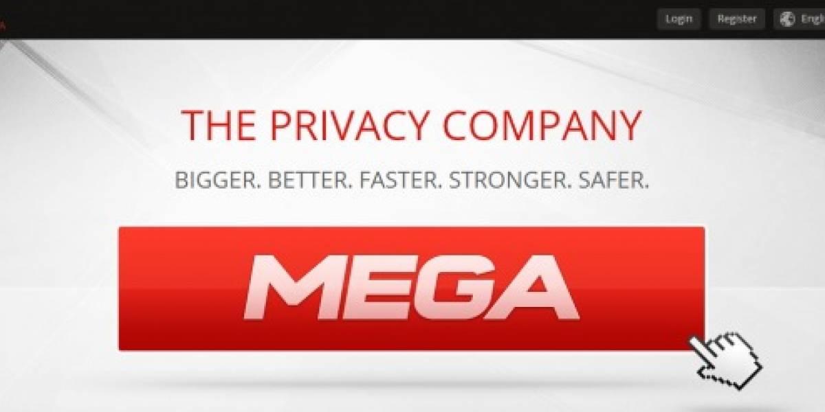 Mega lanza aplicación oficial para Android
