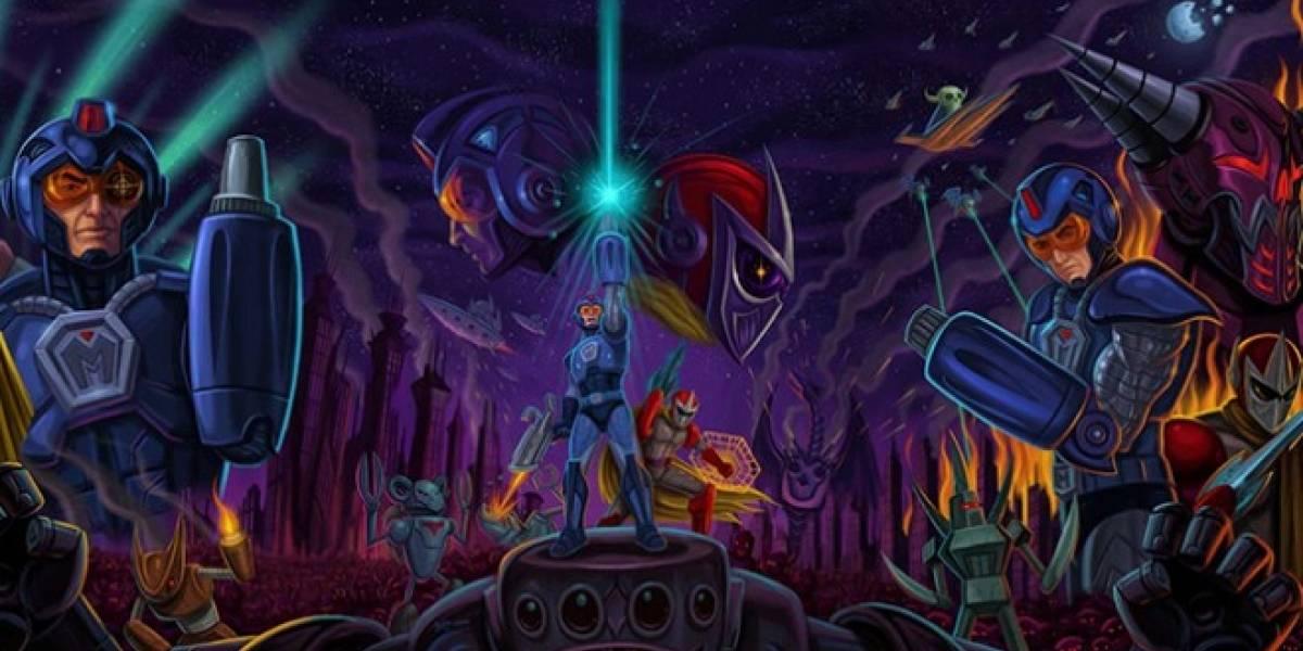 Mega Man 9 y 10 gratis para todos los suscriptores de PlayStation Plus