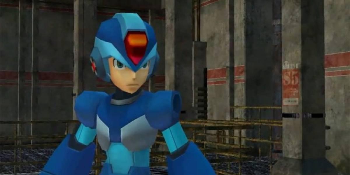 Genial video de Mega Man X creado por animador de Rooster Teeth