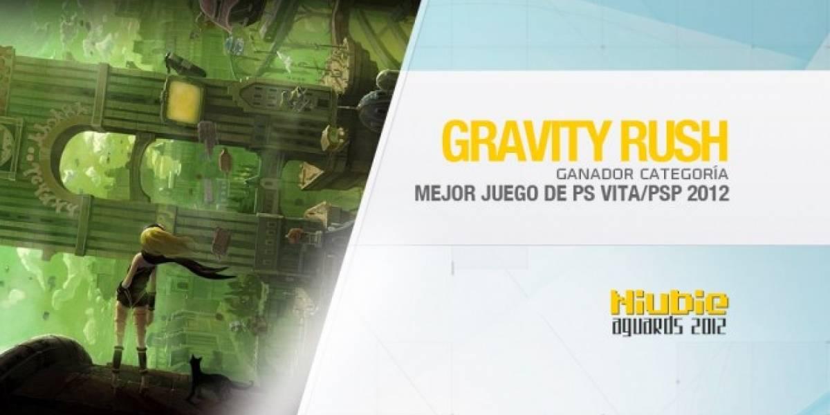 Niubie Aguards: Gravity Rush es el Mejor Juego de PS Vita/PSP de 2012