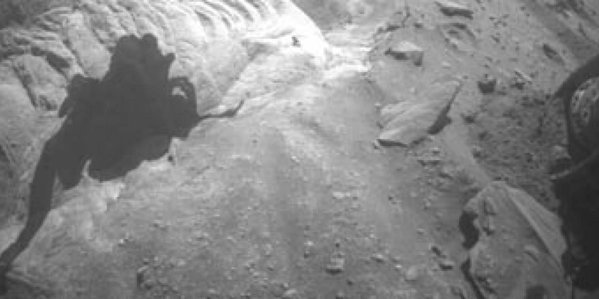 El rover Spirit no seguirá recorriendo Marte
