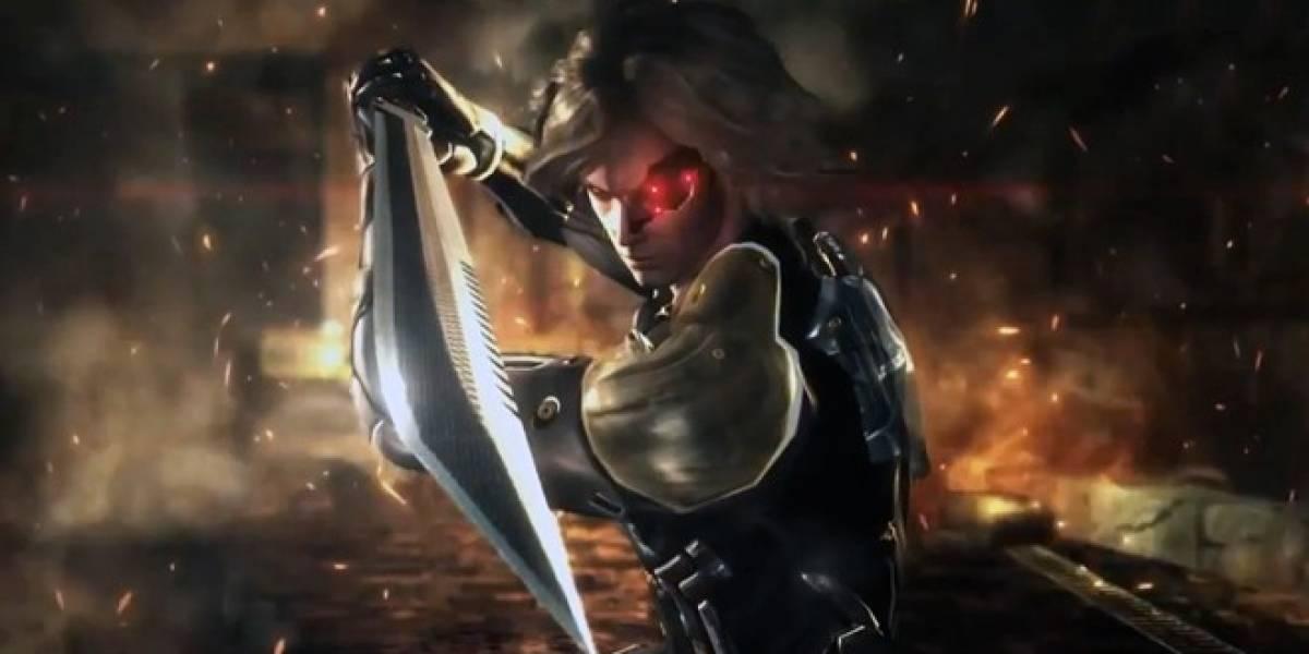 Se prepara contenido descargable para Metal Gear Rising: Revengeance