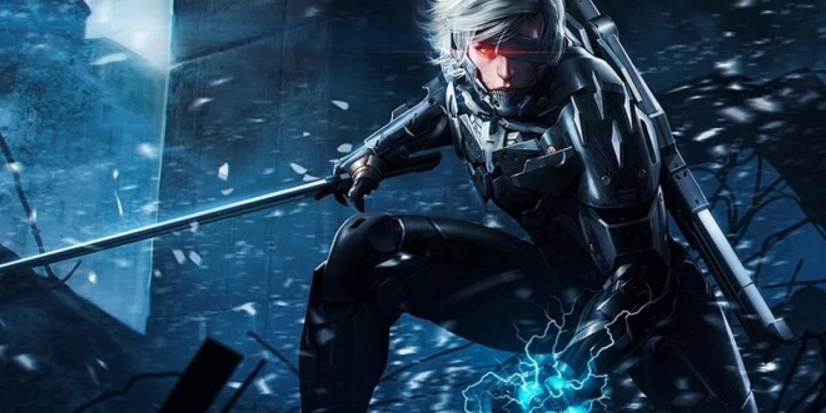Nuevos detalles de la historia de Metal Gear Rising