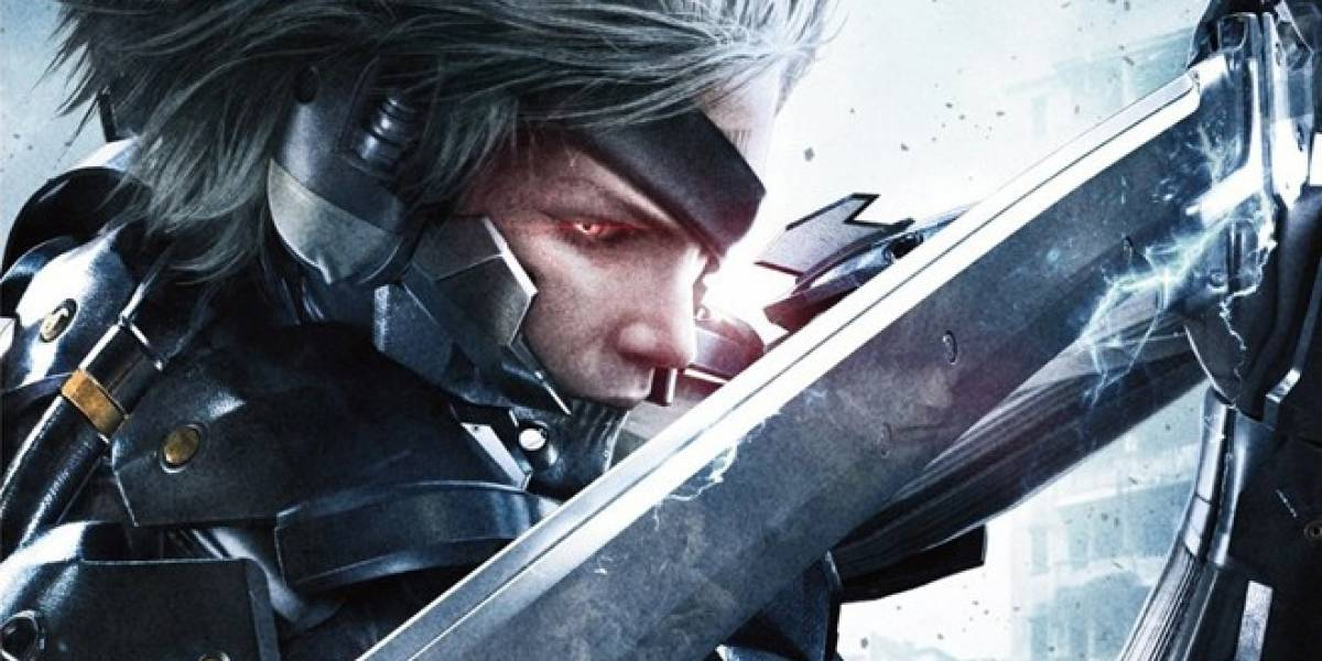 Se revela la caja japonesa de Metal Gear Rising: Revengeance