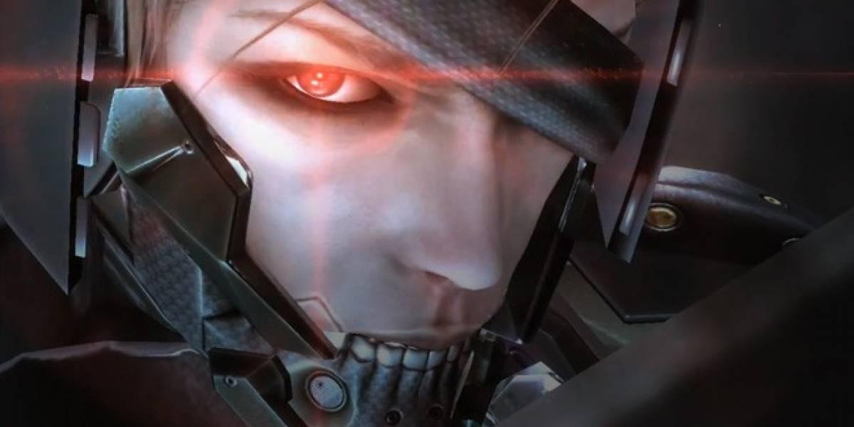 Metal Gear Rising no llega a la Vita por falta de potencia, dicen en Kojima Productions