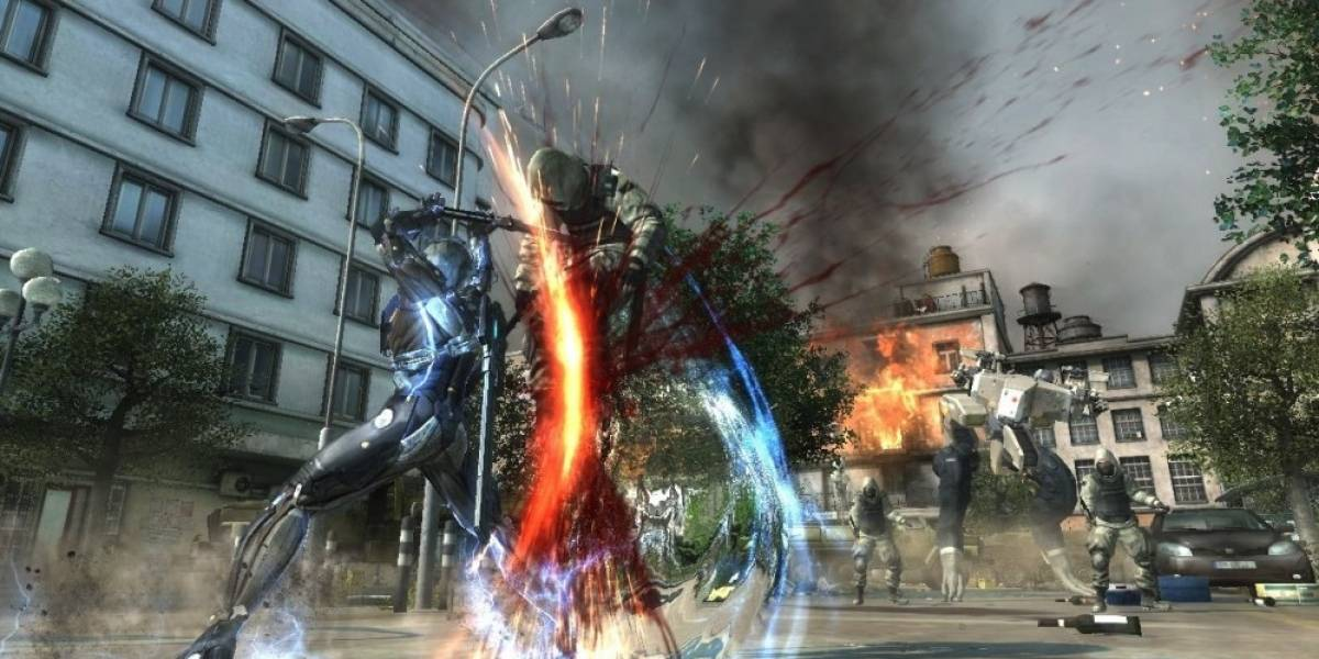E3 2012: Este es el tutorial de Metal Gear Rising Revengeance