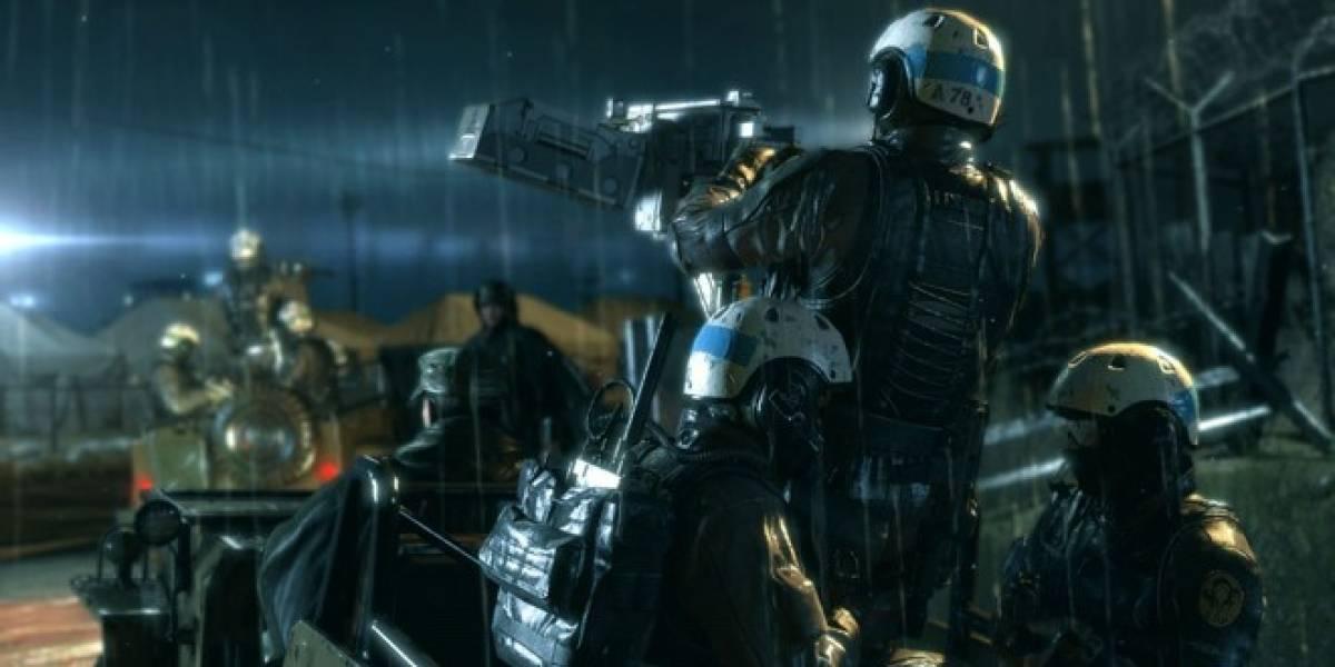Metal Gear Solid: Ground Zeroes contará con sistema de creación de bases