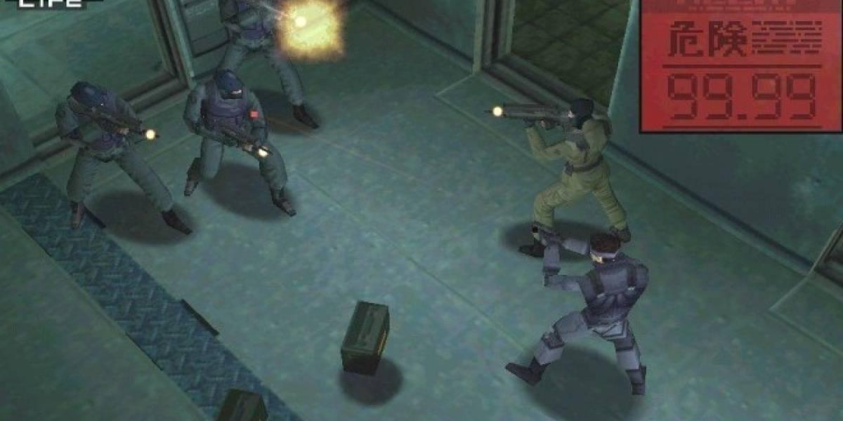 Metal Gear Solid y Resident Evil 2 confirmados para PS Vita