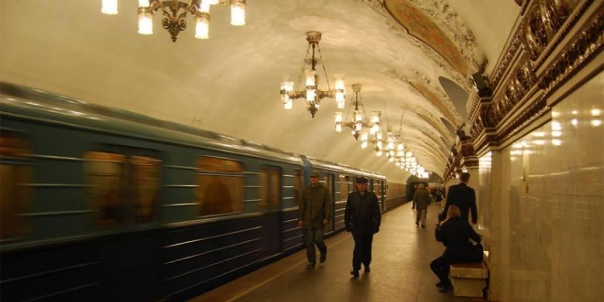 Metro de Moscú instalará sensores que podrían espiar tu teléfono