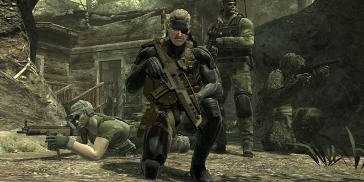 Hoy cierra Metal Gear Online, los usuarios rinden tributo aglutinándose en servidores