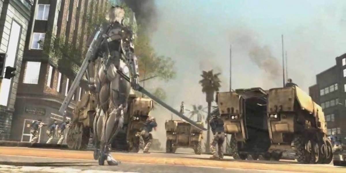 Lanzan otro perturbador teaser de Metal Gear Rising: Revengeance
