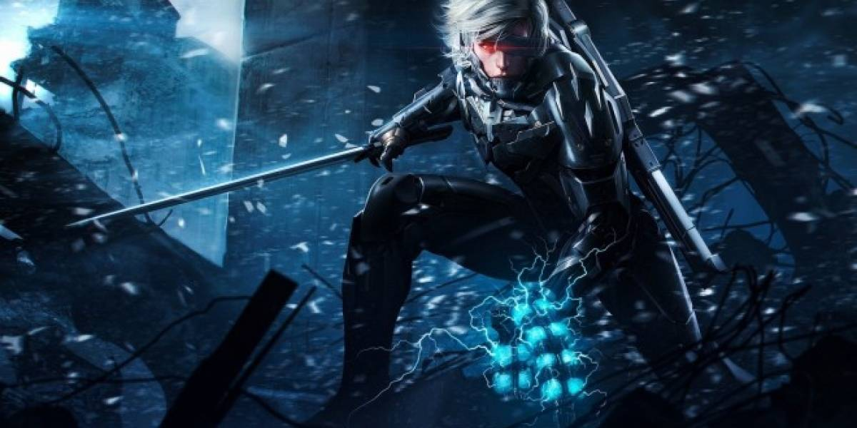 Demo de Metal Gear Rising llegará a PSN la próxima semana
