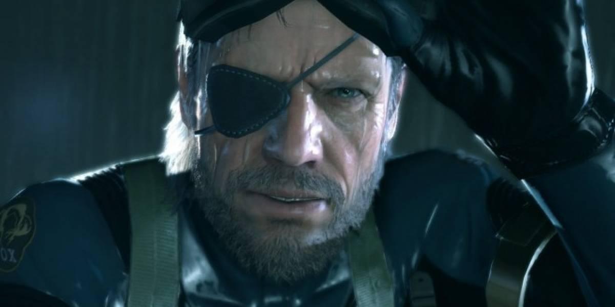 Tienda le pone fecha al lanzamiento de Metal Gear Solid: Ground Zeroes