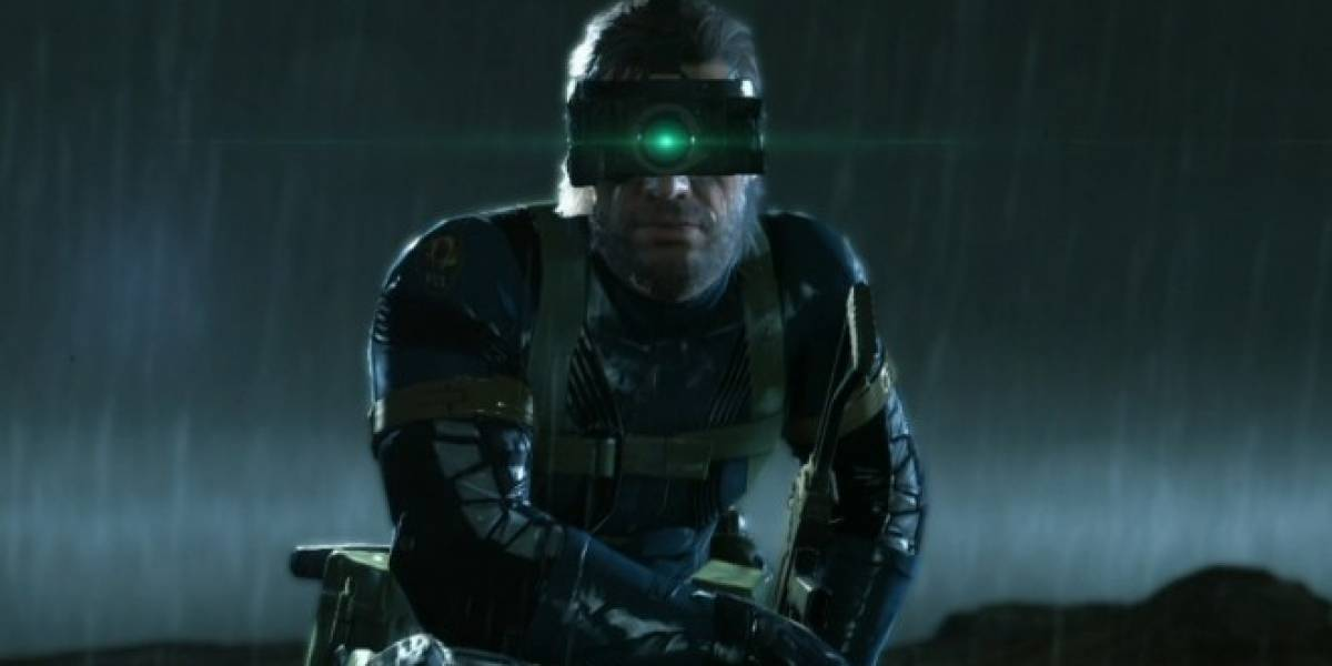 Demostración de jugabilidad de Metal Gear Solid: Ground Zeroes