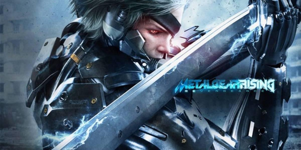 La demo de Metal Gear Rising: Revengeance finalmente llega en enero
