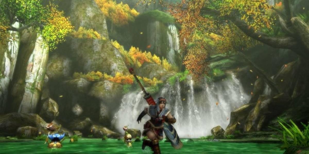 Tráiler de Monster Hunter 3 Ultimate nos demuestra la conectividad entre Wii U y 3DS