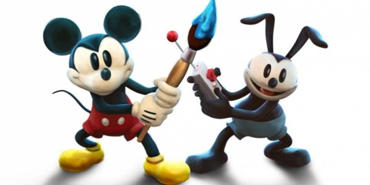 A Warren Spector le gustaría ver más juegos de Epic Mickey