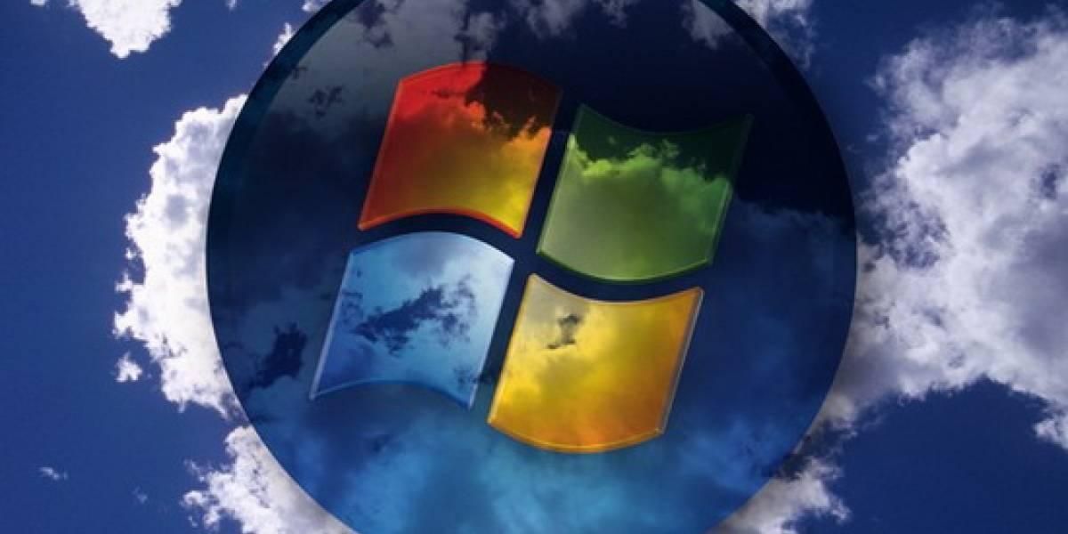 La estrategia de Microsoft para llevarte a las nubes [PDC09]