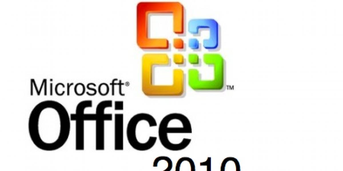 Beta de Office 2010 está disponible desde hoy