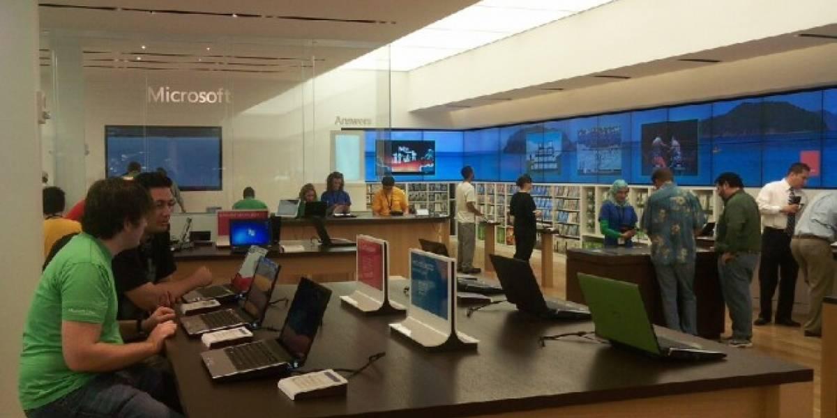 Video: Recorriendo una tienda Microsoft