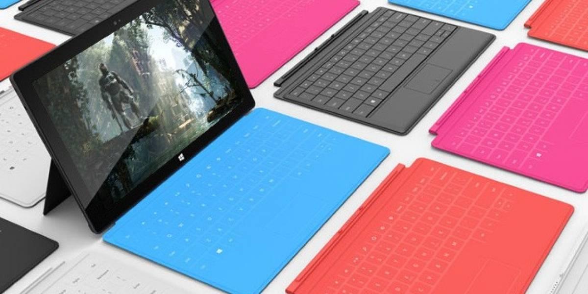 Alienware no le tiene fe a Microsoft Surface Pro