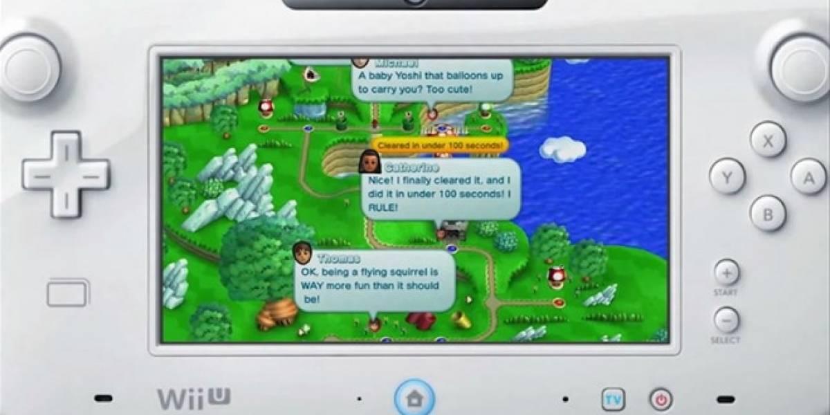 Habrá un Nintendo Direct centrado en explicar Miiverse