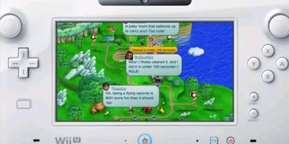 E3 2012: Las mensajes publicados en Miiverse serán moderados por Nintendo