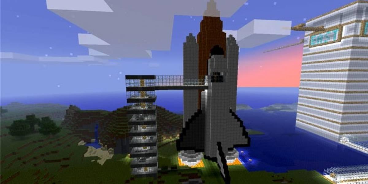 Minecraft: Xbox 360 Edition continúa sus increíbles ventas