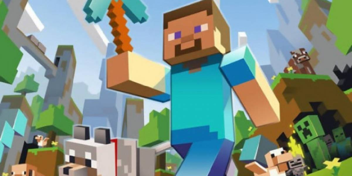 Minecraft supera a Call of Duty como el más jugado en Xbox Live
