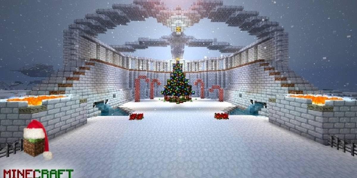 Minecraft vende más de 450.000 unidades en sólo navidad