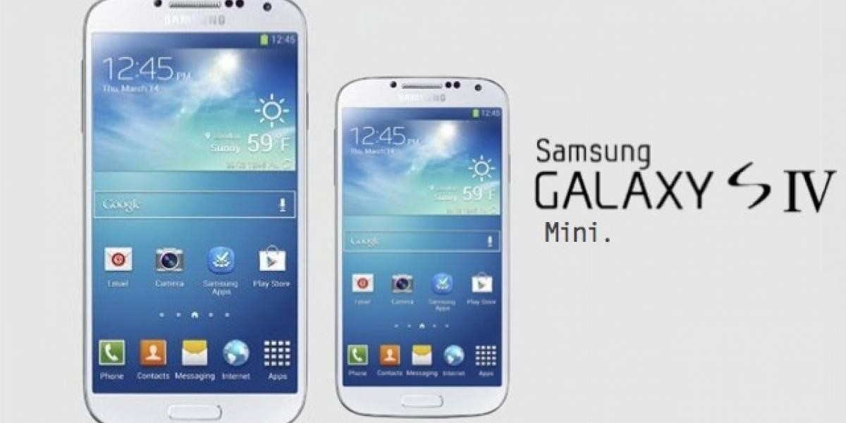 Habrá un Samsung Galaxy S4 Mini