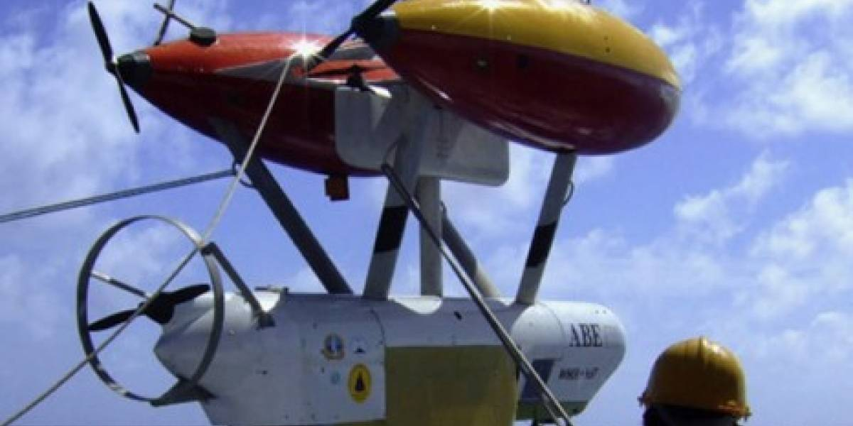 Robot desaparece en aguas Chilenas