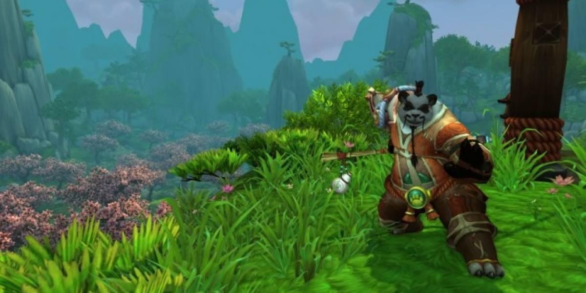 Ya está disponible el parche 5.0.4 de World of Warcraft