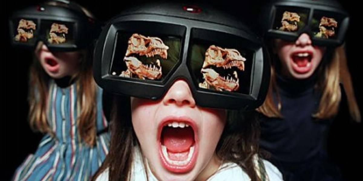 Sony presenta reproductor de Blu-ray 3D