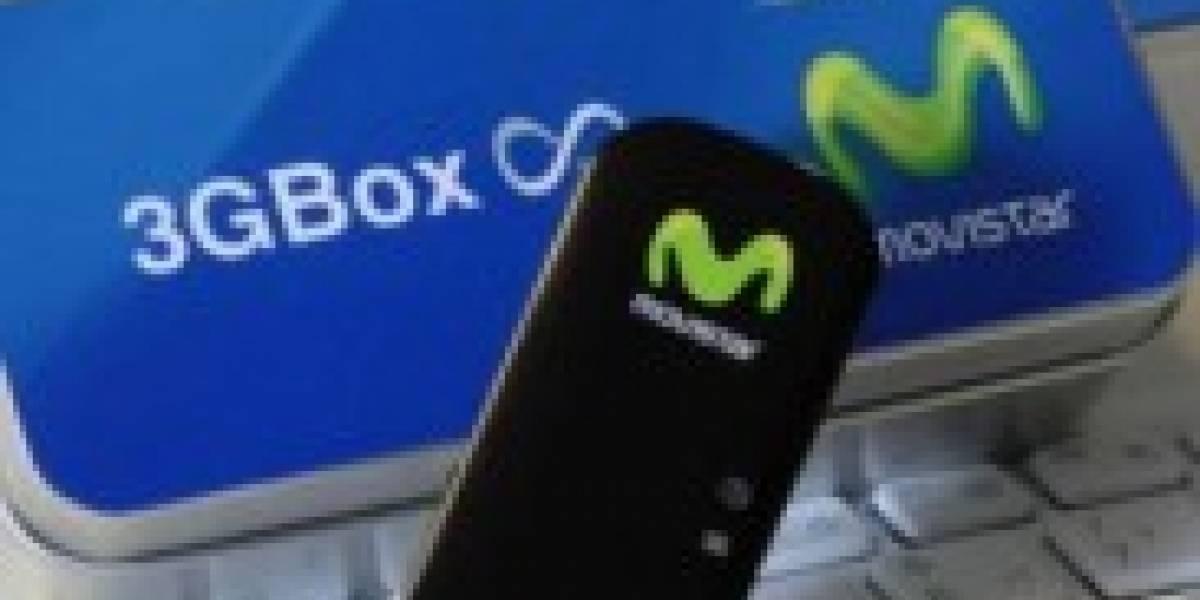 Telefonica y su nuevo modem 3Gbox