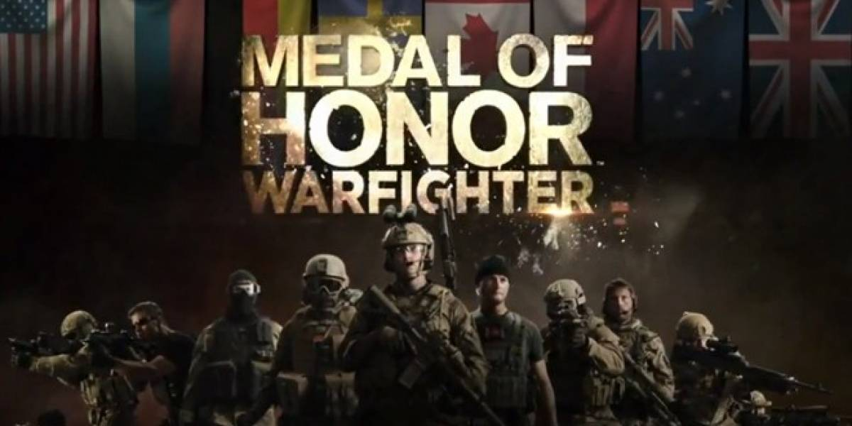Gamescom 2012:  Pelea por tu país en Medal of Honor Warfighter
