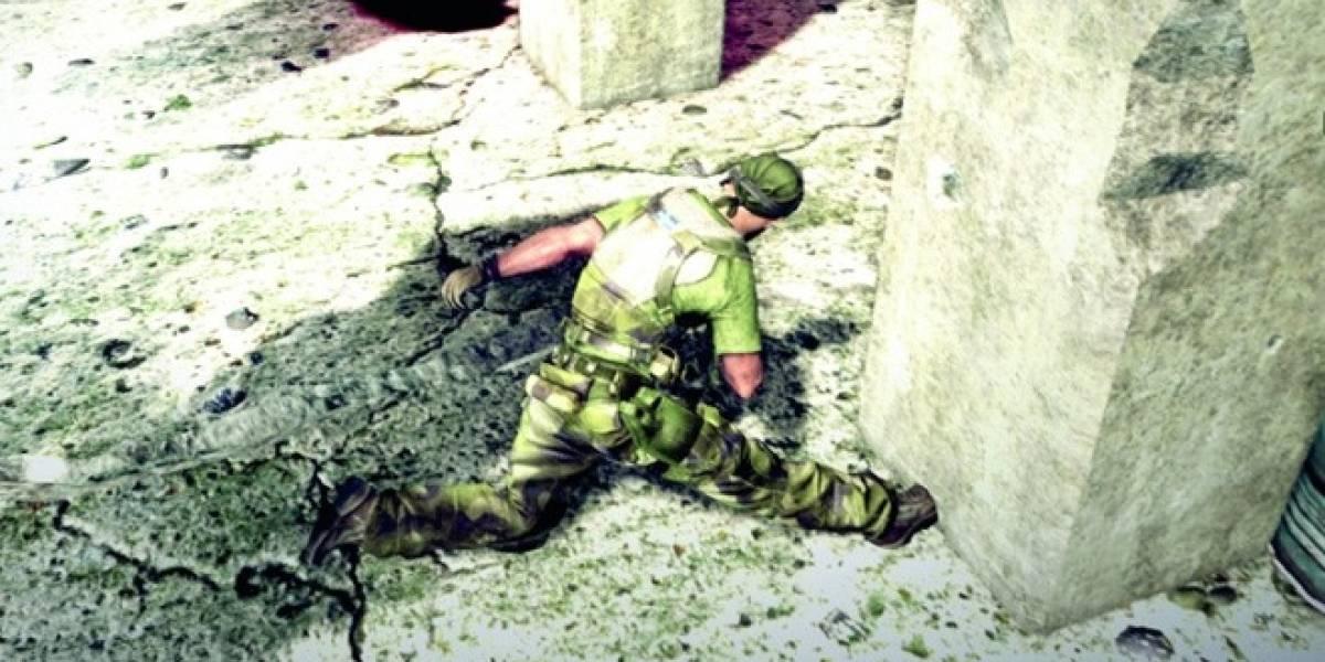Medal of Honor: Warfighter sólo vendió 300.000 copias en EE.UU.