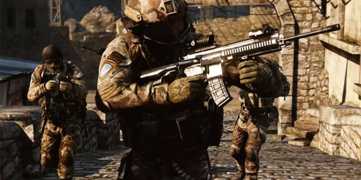 Ya está disponible el primer DLC de Medal of Honor: Warfighter