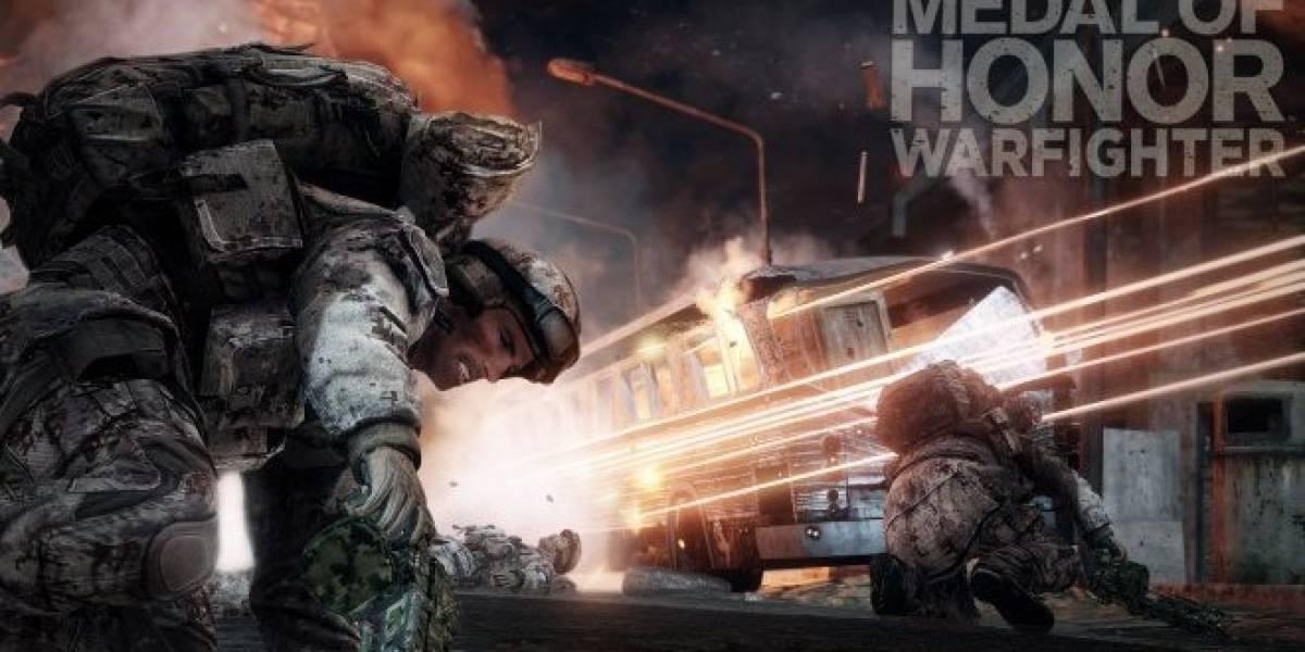 La beta de Medal of Honor Warfighter ya tiene fecha de lanzamiento