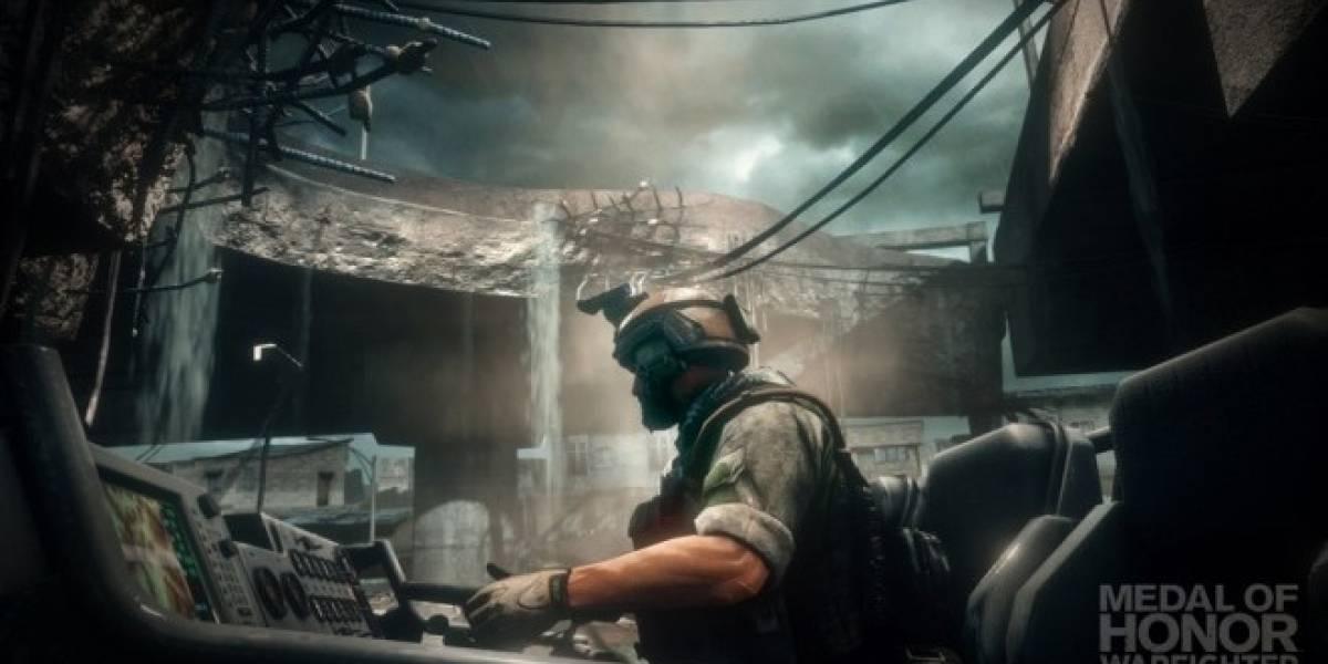 Según EA, la campaña de MoH Warfighter tiene de 5 a 15 horas de duración