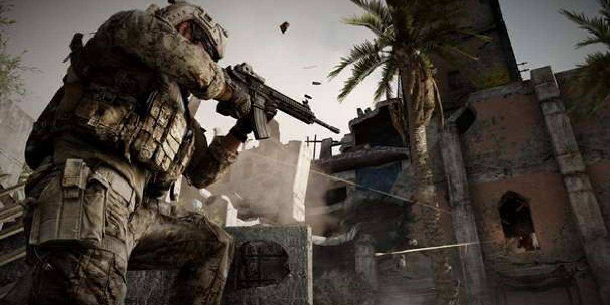 Video con siete minutos de jugabilidad de Medal of Honor: Warfighter