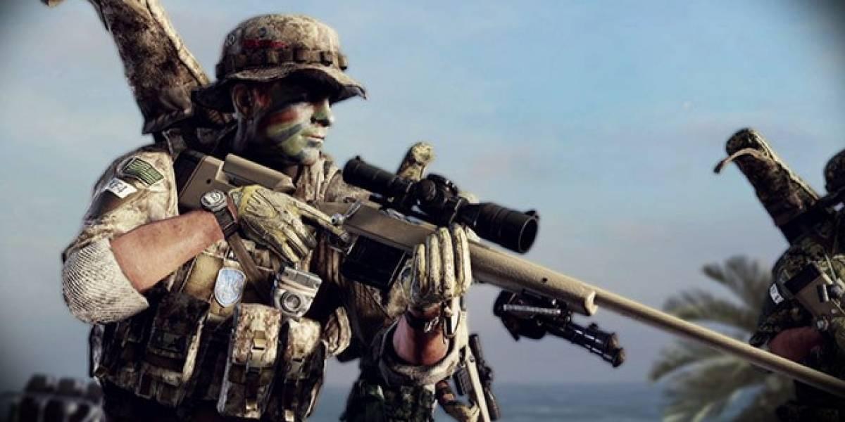 El modo historia de Medal of Honor: Warfighter se muestra en nuevo tráiler