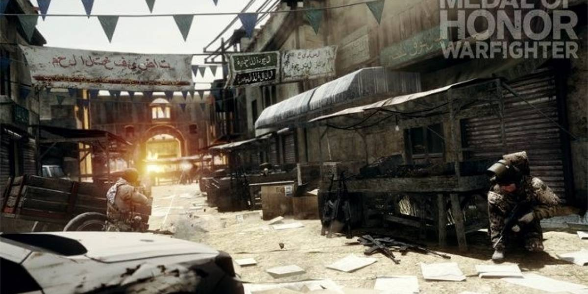 Medal of Honor: Warfighter contará con DLC ligado a Bin Laden