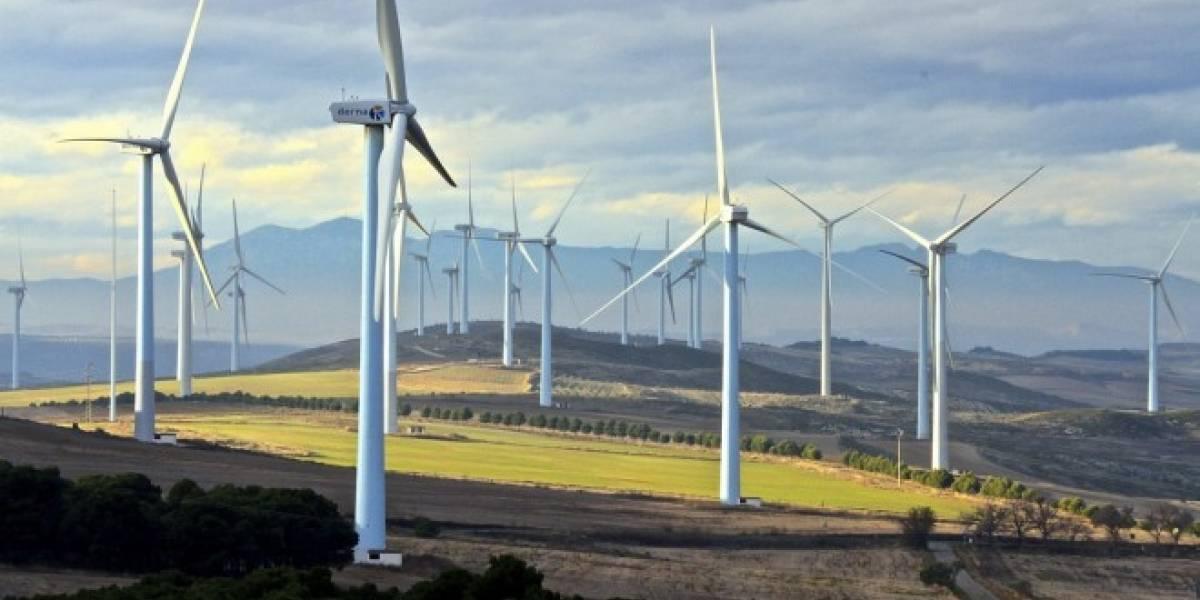 Molinos de viento pequeños para recargar tu smartphone por energía eólica