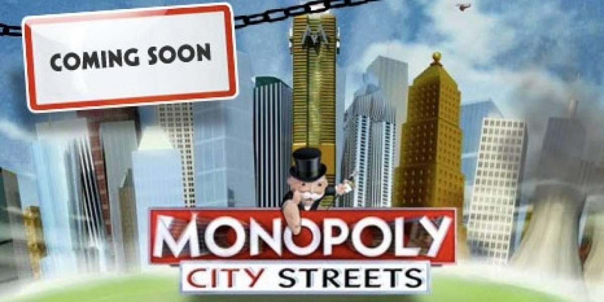 El Monopoly de Google: City Streets