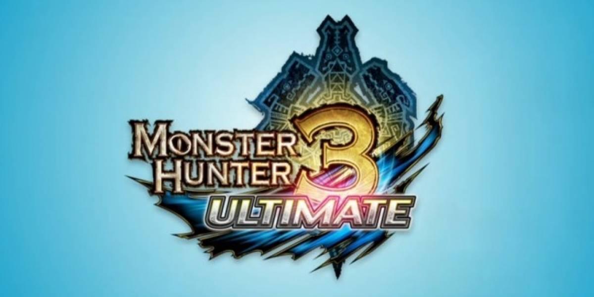 Monster Hunter 3 Ultimate de Wii U correrá a 1080p