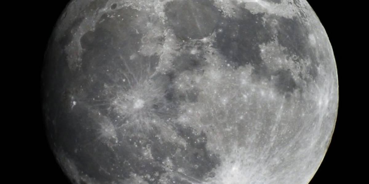 La NASA bombardea la Luna (en vivo)