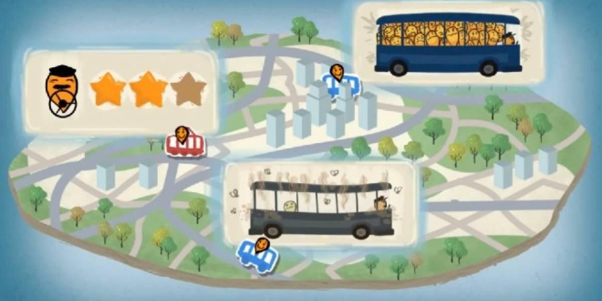 Moovit y el Ministerio de Transportes chileno firman acuerdo de planificación de viajes