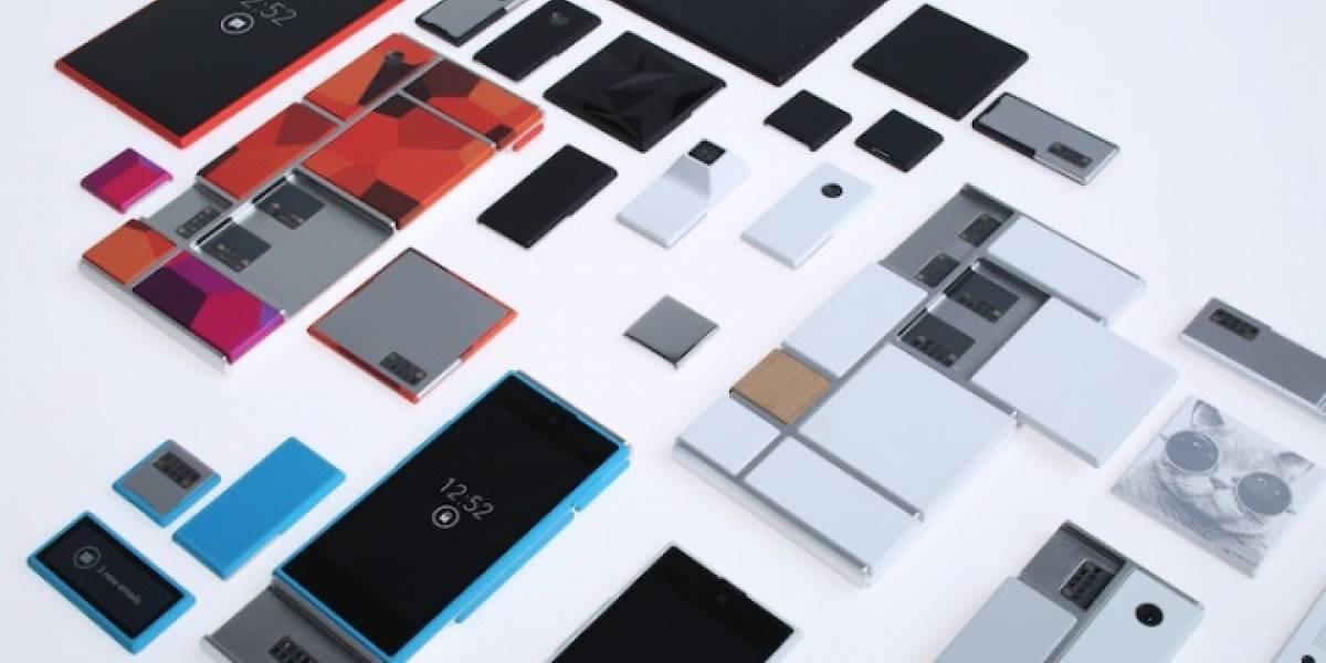 Google se quedará con el proyecto Ara para un smartphone modular tras la venta de Motorola
