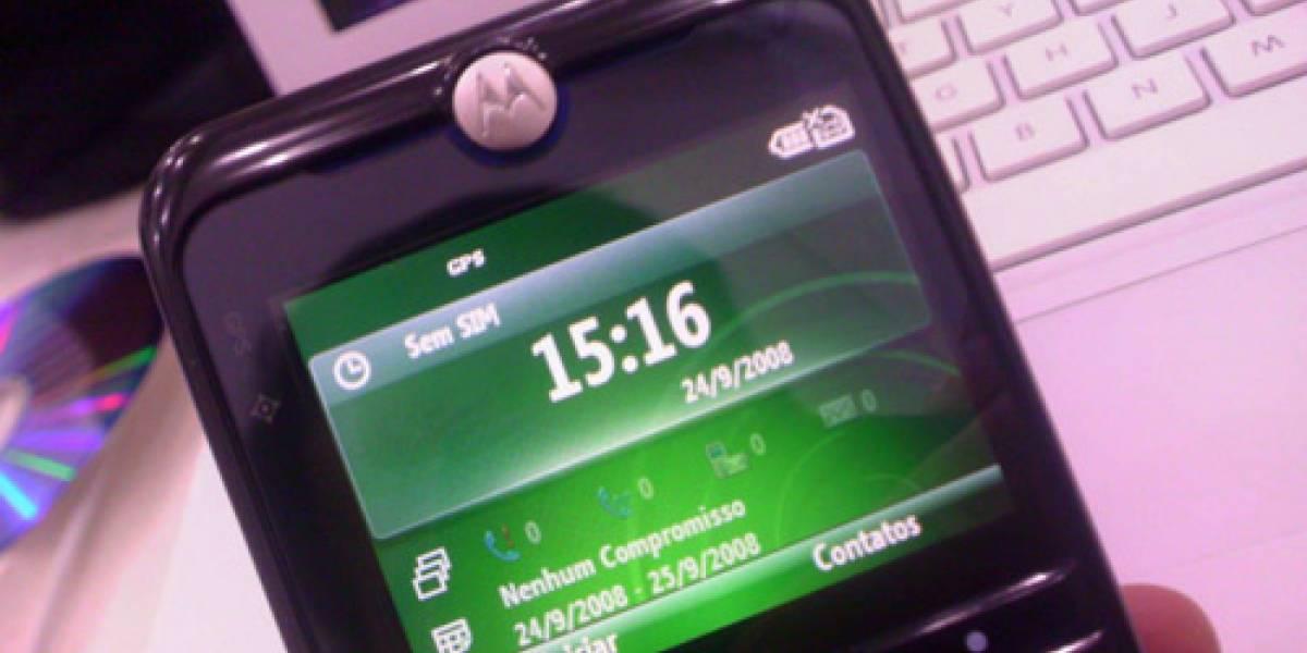 Futurología: Se filtran fotos de lo que será el Motorola Q11